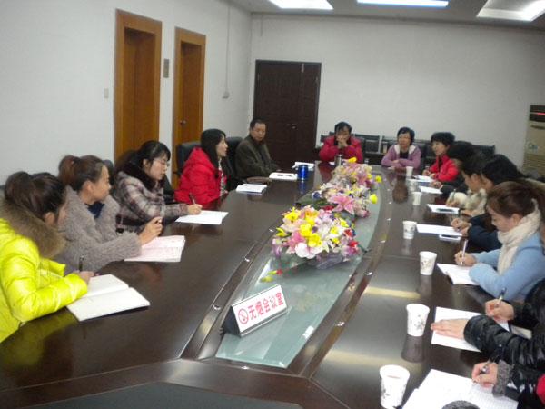 北京舞蹈学院附中7名教师来访