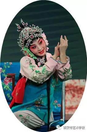 秦腔演员范莉莉