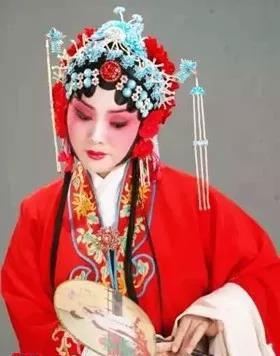 秦腔演员康亚婵