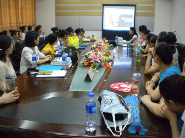 韩国庆尚大学代表来访